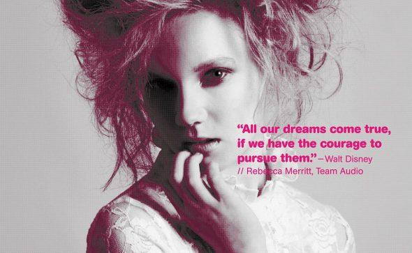 HMV Inspiration Posters Rebecca